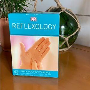 Reflexology 52 Deck of Cards for Handy Healing